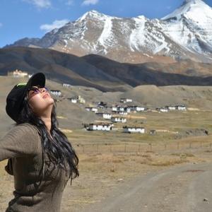 Richa Dubey Travel Blogger