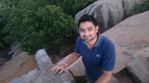Ashwin J Travel Blogger