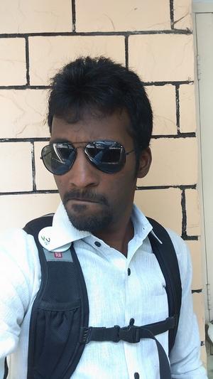 Saketh Kothamasu Travel Blogger