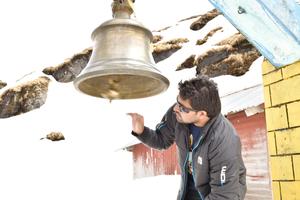 Saurabh Deorari Travel Blogger
