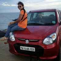 Preethi P.V Travel Blogger