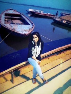 sanchali Chakraborty Travel Blogger