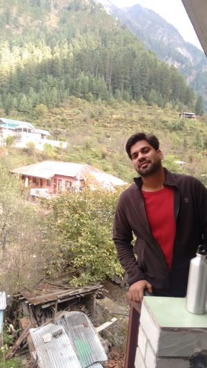 Sudhir Kumar Travel Blogger