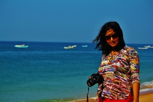 Vidula Andromeda Travel Blogger