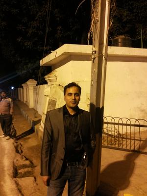 Atrey Garg Travel Blogger