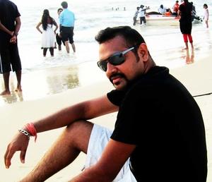 Gowtham Sudheendra Travel Blogger