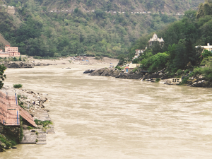 In the lap of Ganga at Haridwar and Rishikiesh