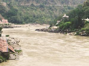 In the lap of Ganga at Haridwar and Rishikiesh
