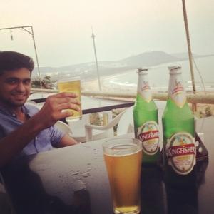 Rahul Bijukumar Travel Blogger