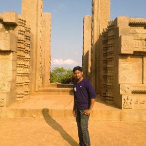 Santhosh Sivan Travel Blogger
