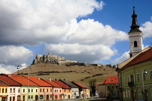 The biggest castle in Slovakia – UNESCO Spiš Castle