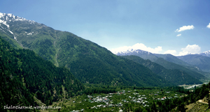Tales from Himachal-II End of the valley at Chitkul