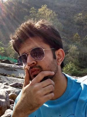 Nitin Verma Travel Blogger