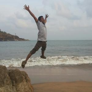 Ajith Gowda Travel Blogger