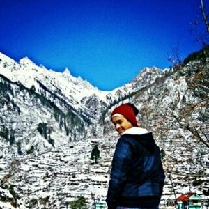 Ashutosh purohit Travel Blogger