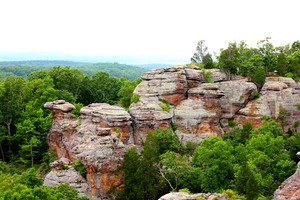 Garden of Gods, Illinois