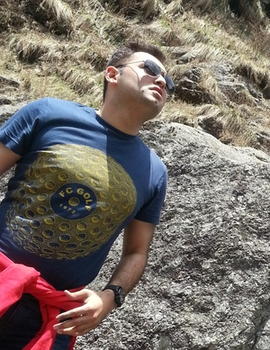 Himanshu Bhardwaj Travel Blogger