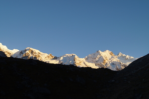 Goechala: In search of Kanchenjunga