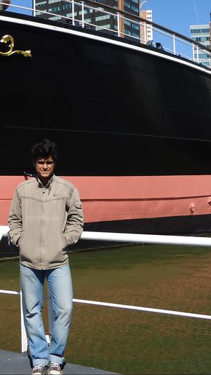 Akshay Shetty Travel Blogger
