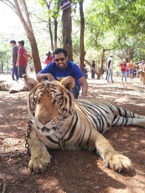 Seshagiri Rao Travel Blogger