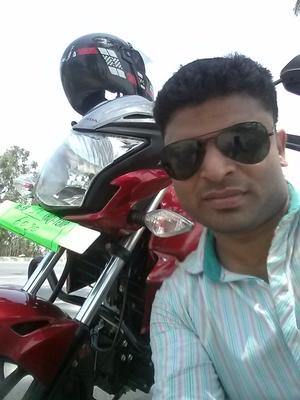 Anoop Jayan Travel Blogger