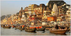 The Religious Capital of India – 'Varanasi'