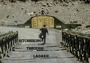 Hitchhiking through Ladakh,  a traveler's paradise