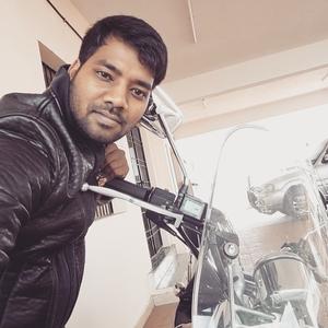 Shareef Nandyala Travel Blogger
