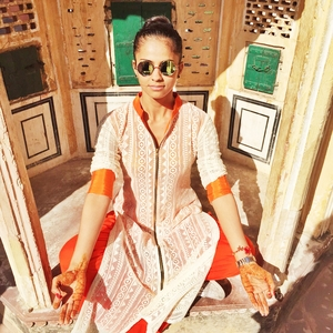 khyati panchmatia Travel Blogger