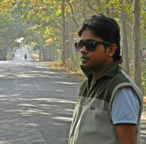 Abhisek Toto Lahiri Travel Blogger