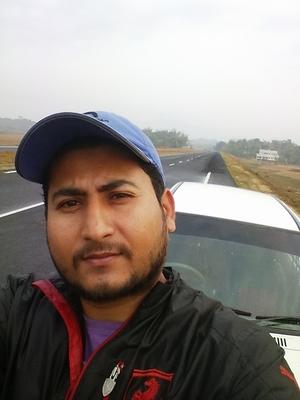 Nasirul Laskar Travel Blogger