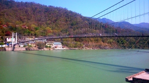Entering the Realm of Solo Travel- Rishikesh