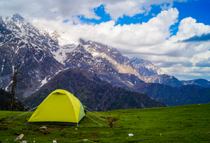 Trekking To Triund & Beyond