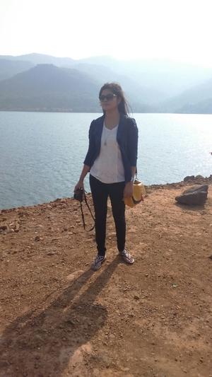 Krutika Gonnade Travel Blogger
