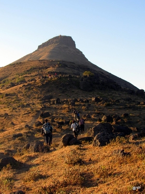 Try THIS ROUTE to Mount Kalsubai, the highest peak of Maharashtra, if you dare!