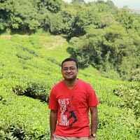 Ayan Bhattacharyya Travel Blogger