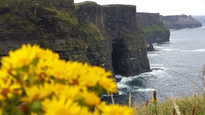 The beautiful Cliffs of Moher, Ireland