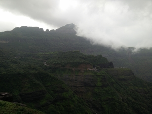 A day at the super scenic Malshej Ghats!!