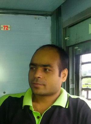 Sandeep Pandey Travel Blogger