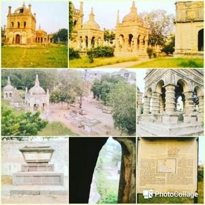 Untouched Monuments of Surat, Gujarat
