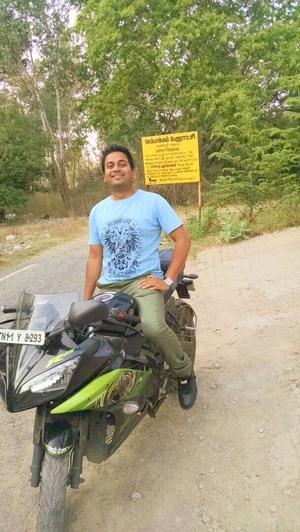 Samrat Gupta Travel Blogger