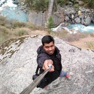 Rohan Mudaliar Travel Blogger