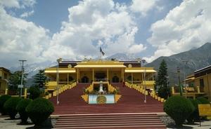Trailing Dharamsala