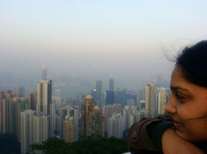 Hong Kong with my sister and her family