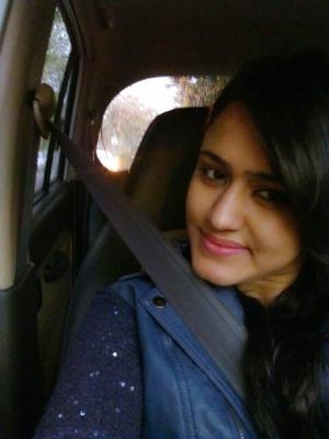 Anjali Chandan Shivani Travel Blogger
