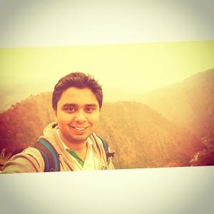 Aditya Ahluwalia Travel Blogger