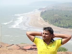 Dhirendra Sharma Travel Blogger