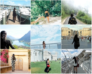 What Really Happens When A Solo Indian Female Traveller Travels The World