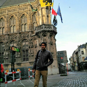 Mrinal Rao Travel Blogger