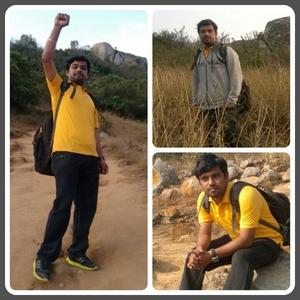 Vijay Rayasam Travel Blogger
